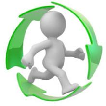 Choose Paper That is Locally Recyclable