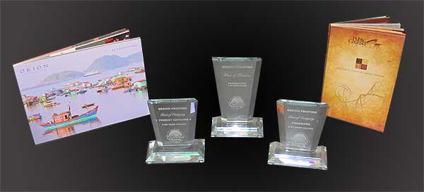 7th Annual 2011 Print Excellence Awards - PIASC