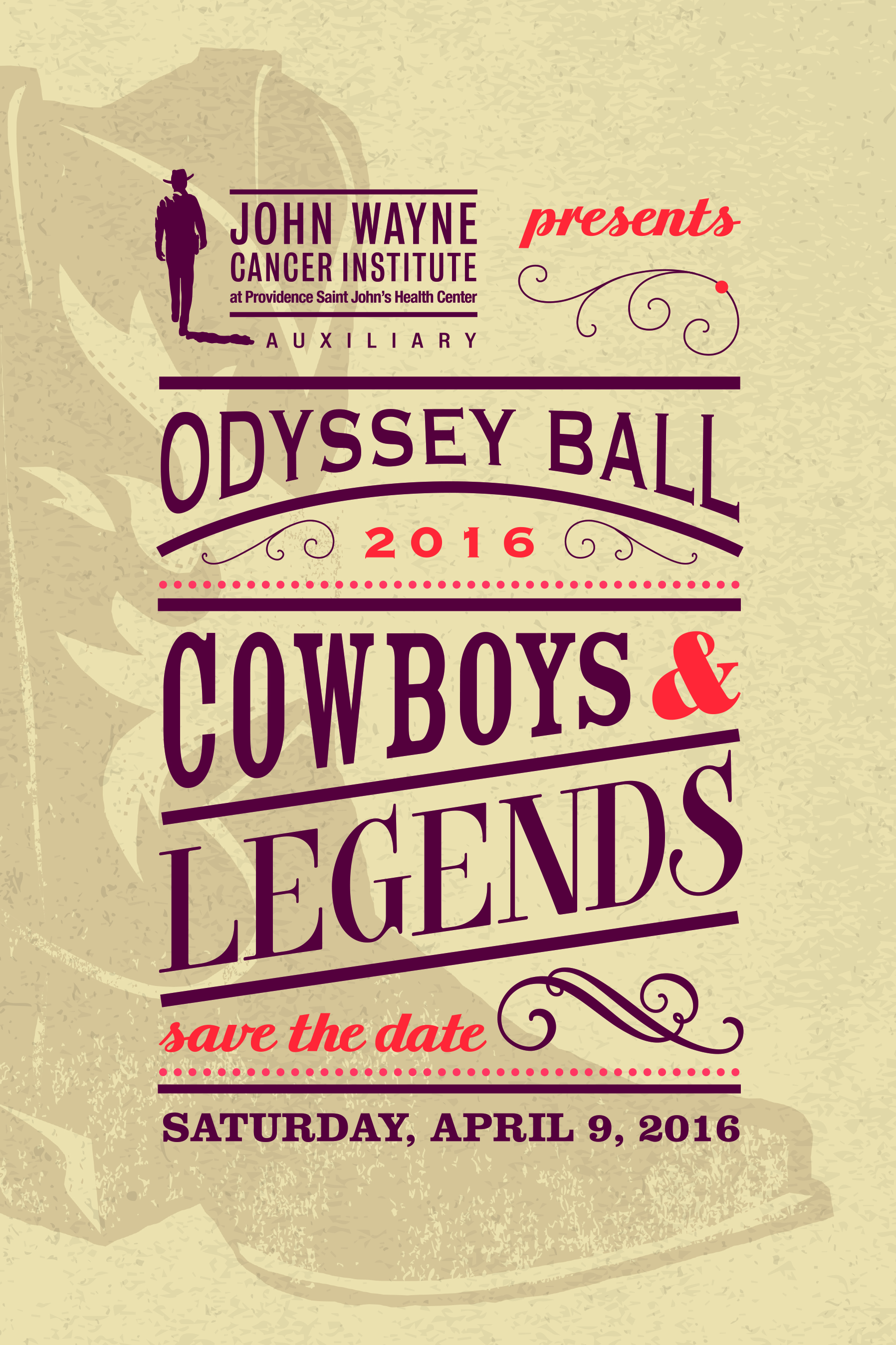 Ball Event, Save the Date