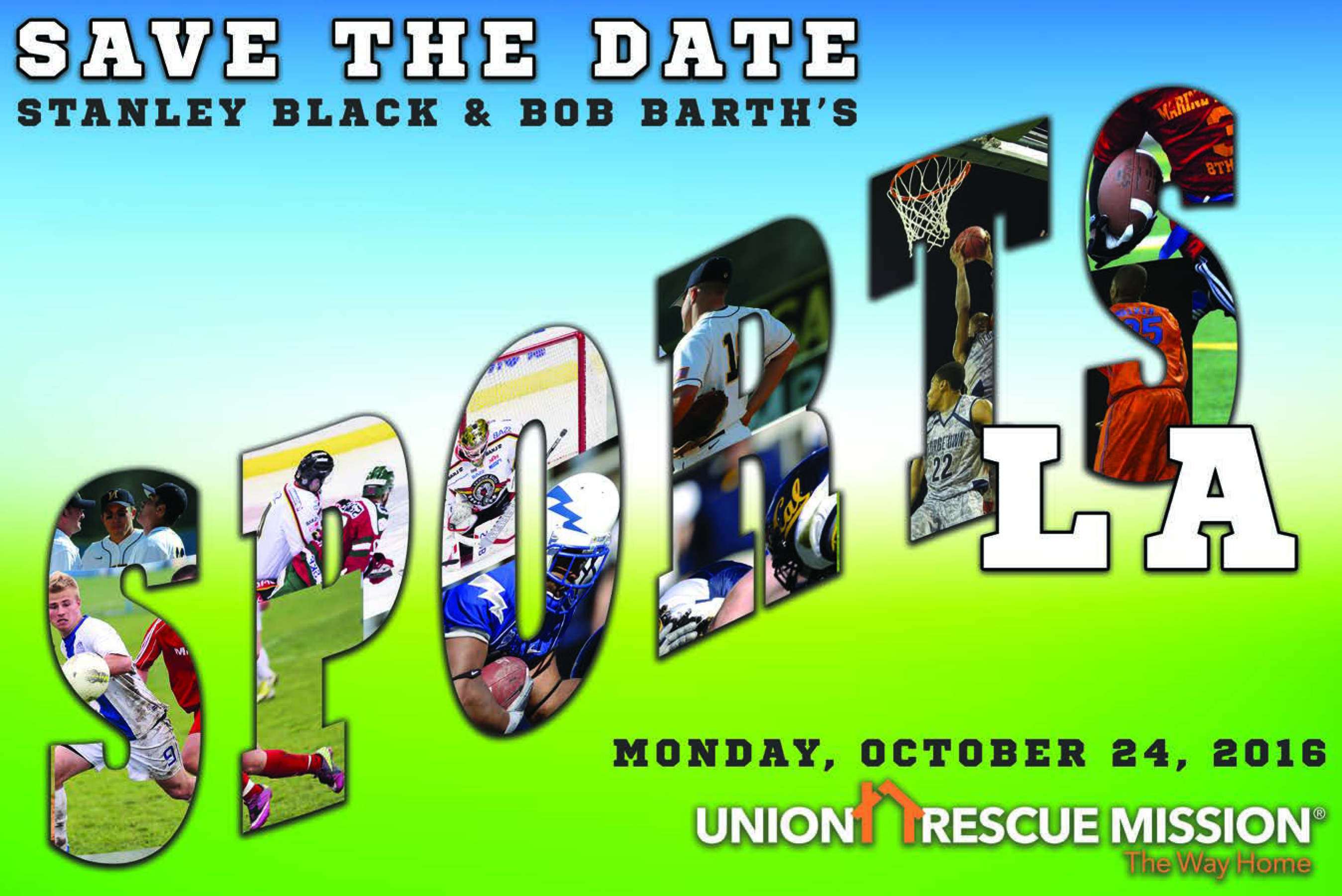 Save the Date, Sports LA