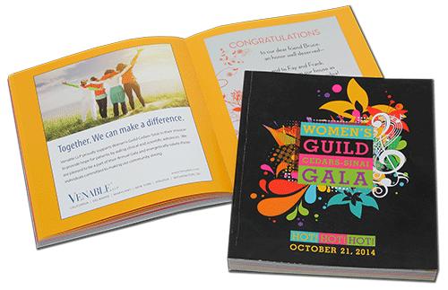 Ad Book, Tribute Book