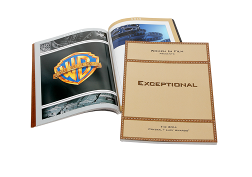 Offset printing ad book