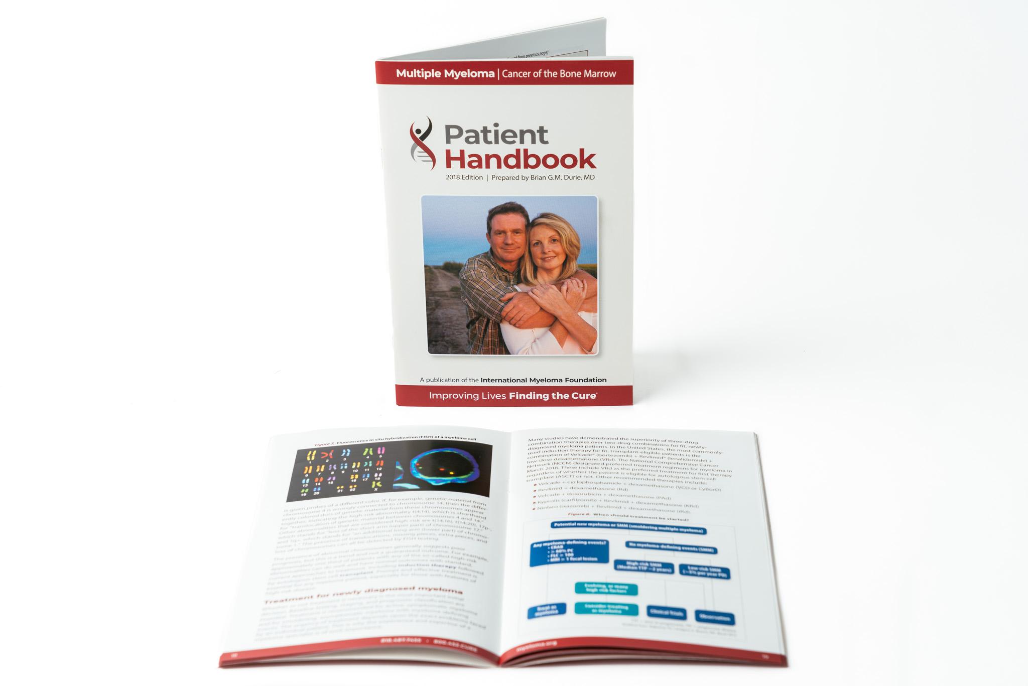 Healthcare Patient Handbook Booklet