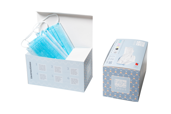 Health Care Product Box Packaging