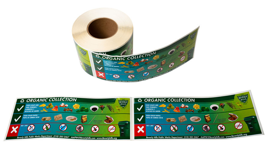 Green Sustainable Labels