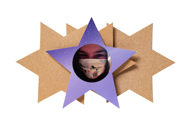 Super Star Invitation Graduation Announcement Card