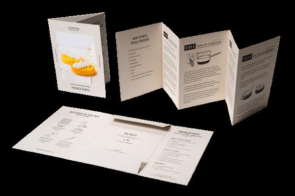 Multifold Brochure Pocket Folder