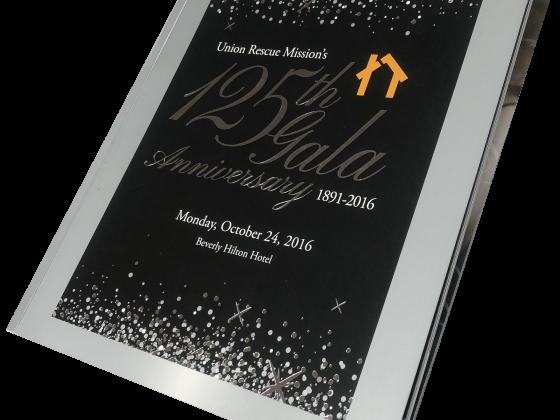 Ad Book, Tribute Book, Perfect Bound