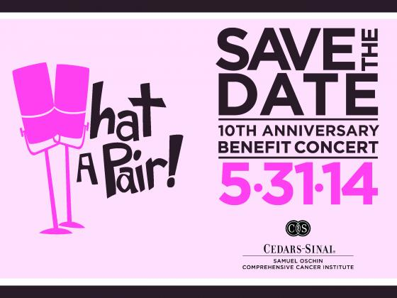 What a Pair, Save the Date Invitation