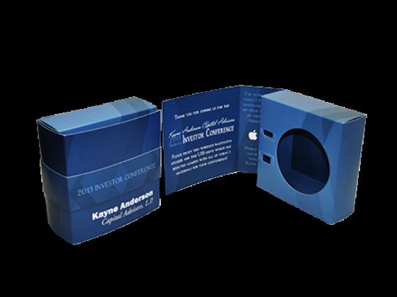 Investor Relations Box