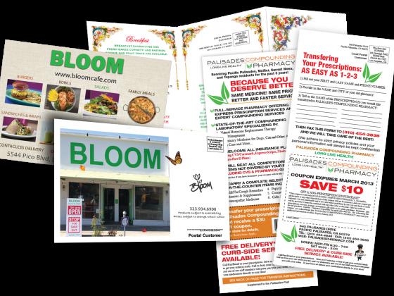 EDDM® local marketing campaigns