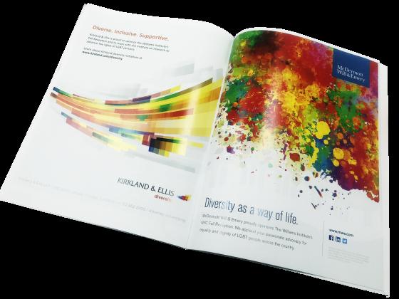 Booklet, Digital Printing, Perfect Bound - Print Sample
