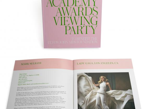 Award Party perfect bind, ad book, tribute book, offset