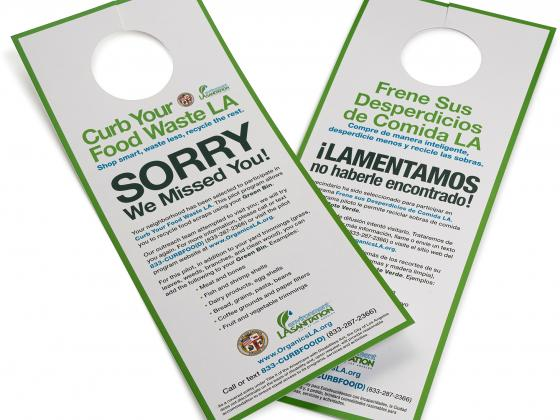 Parking, travel, airport, digital, die cut, door hanger
