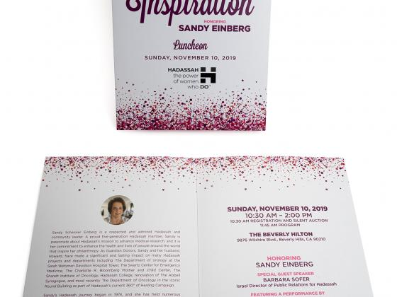 Women digital invitations