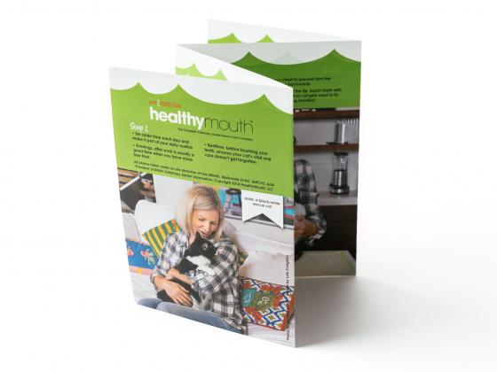 Pet Care Health Multifold Brochure