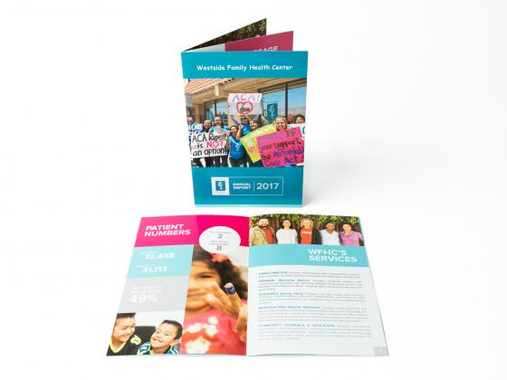 Brochure, informational Design Printing