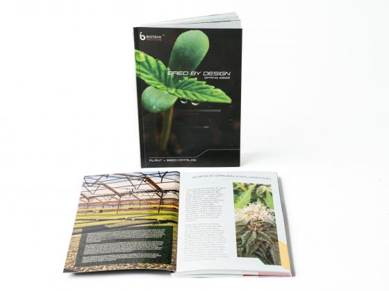 Cannabis Medicinal Growers Product Catalog