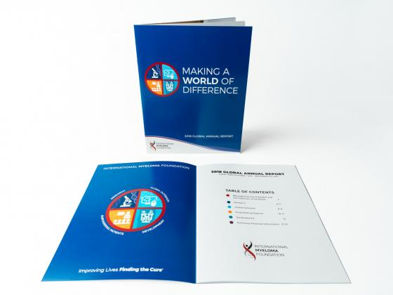 Nonprofit Health Science Brochure