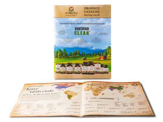 Organic Health Natural Foods Product Catalog