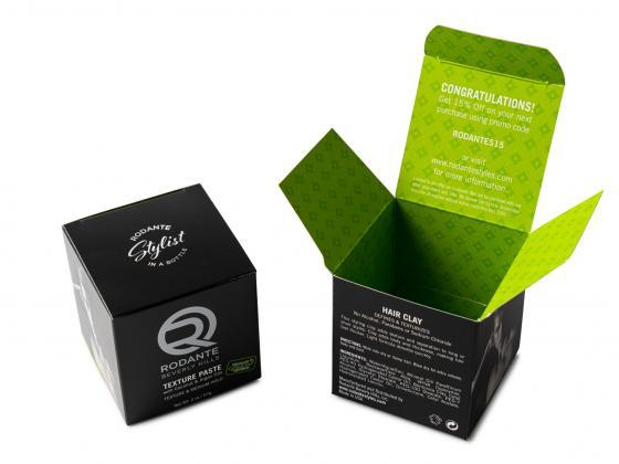 Beauty Hair Care Product Box