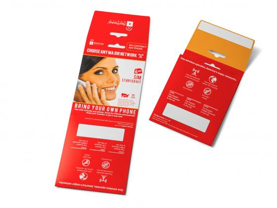 Telecom SIM Card CD Holder