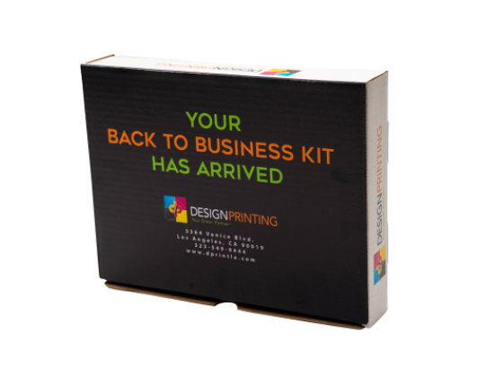 Custom Branded Printer Packagaing Box