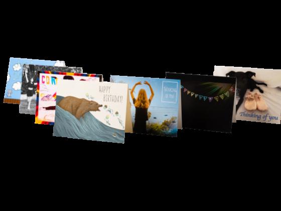 Custom Greeting Cards Notecards