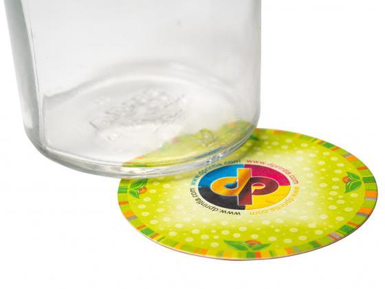 Custom Branded Coaster Packaging
