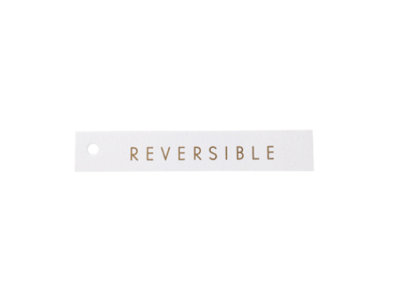 Fashion Clothing Product Packaging Label Tag