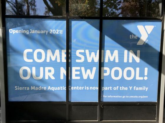 Design Printing YMCA banner, signs, adhesive window cling, perforated vinyl, UV ink