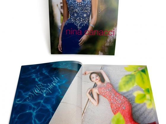 Direct Mail fashion catalog mailer