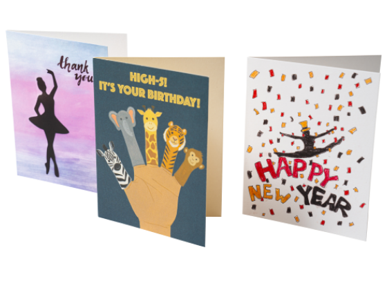 Greeting Cards Notecards Custom Design