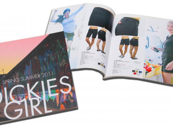 Lookbook, Catalog