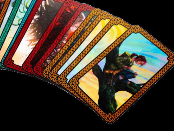 Playing Gaming Cards Design Printing